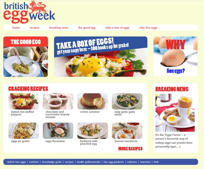 Egg Wekk 2012