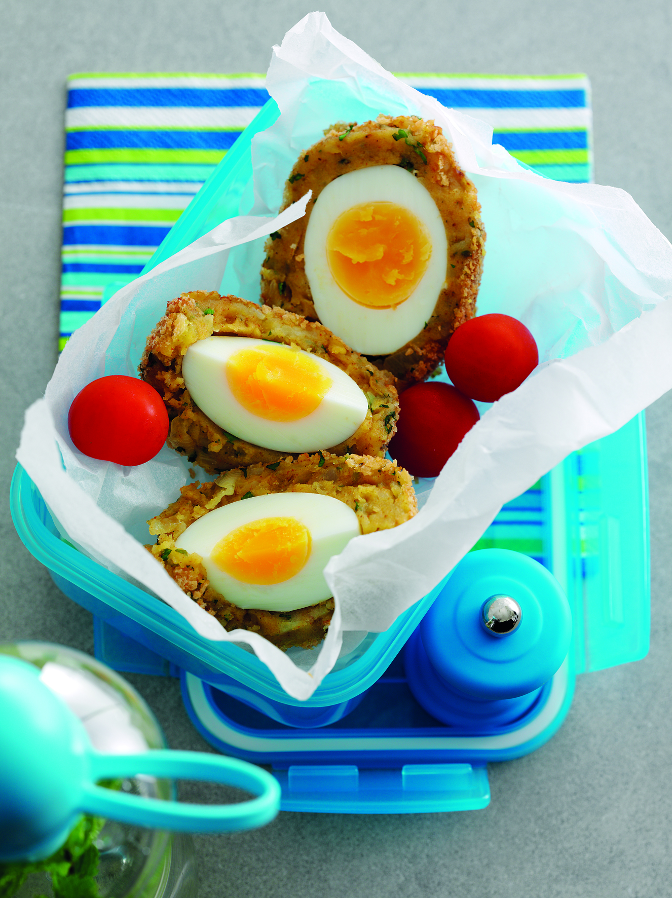 Indian scotch eggs