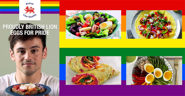 Pride recipes
