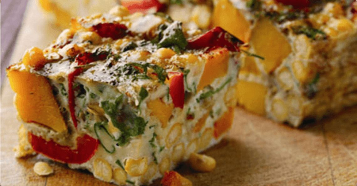 North African frittata
