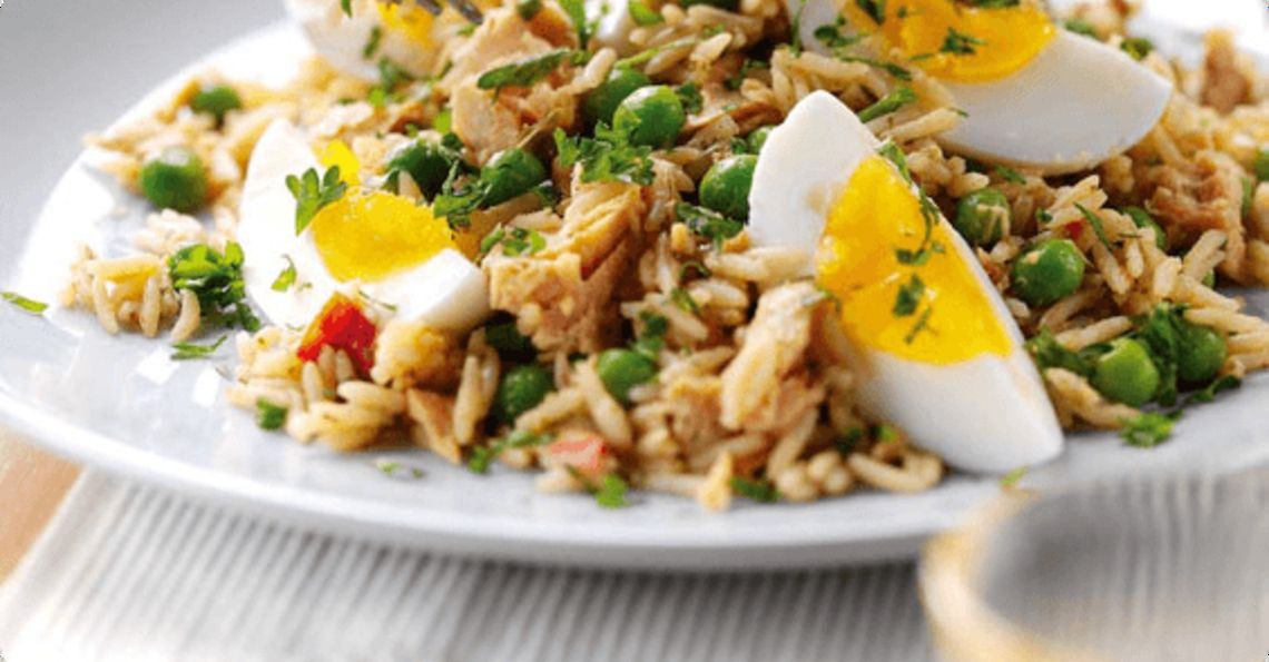Quick kedgeree