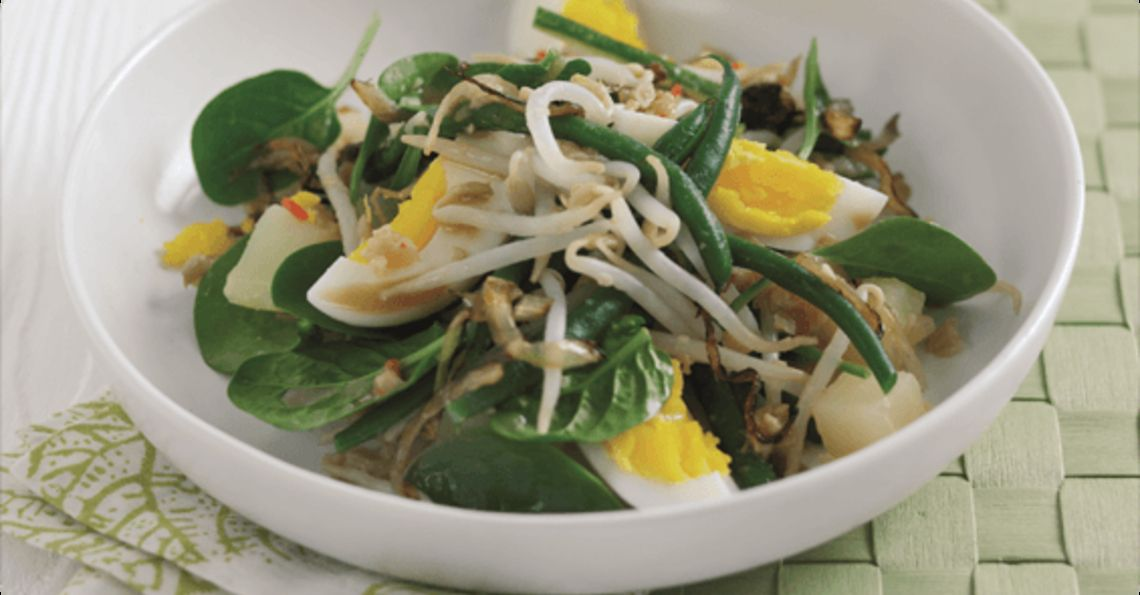 Easy gado gado salad