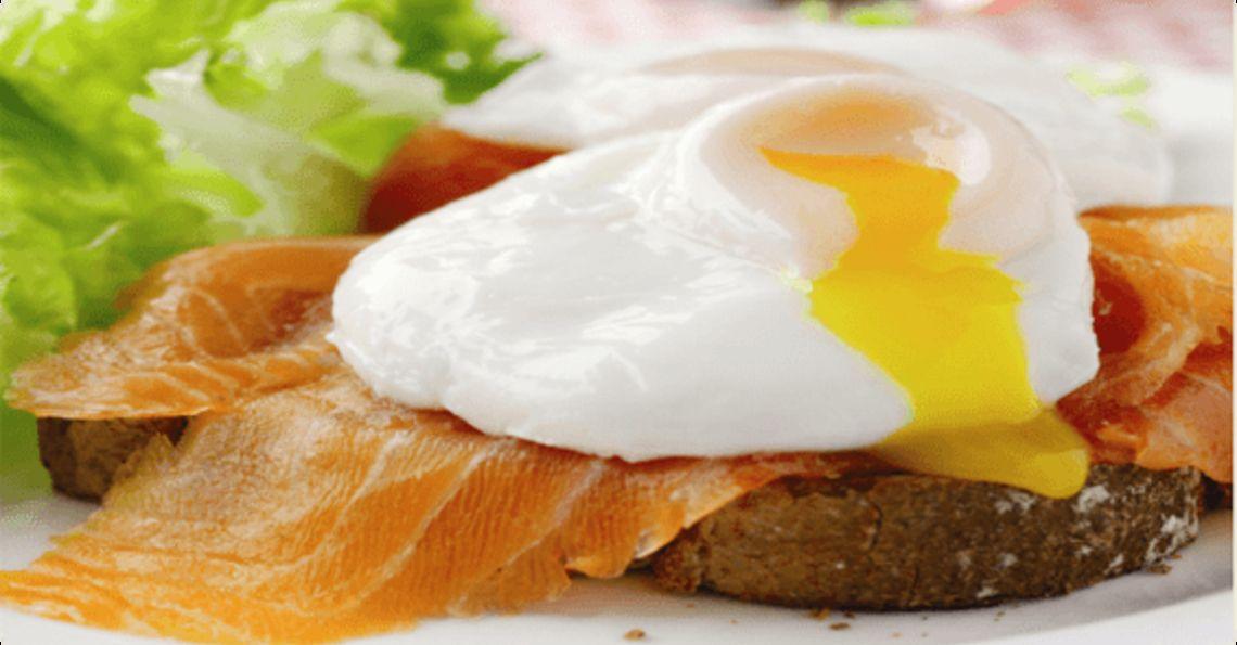 Perfect breakfast for women
