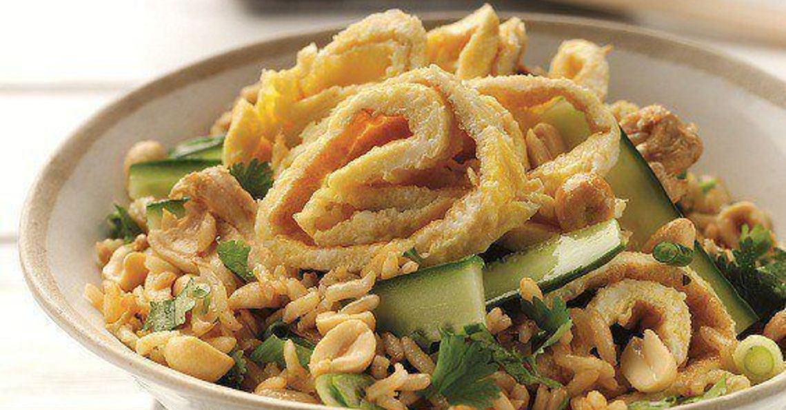 Fragrant Indonesian fried rice