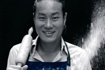 Top chef Jun Tanaka