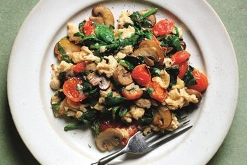 Veggie Breakfast Scramble