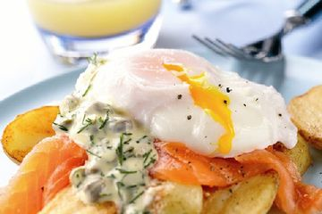 New York Eggs Benedict