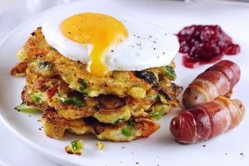 Bubble and Squeak Rosti