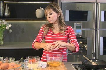 Embedded thumbnail for Ratatouille omelette by Annabel Karmel video