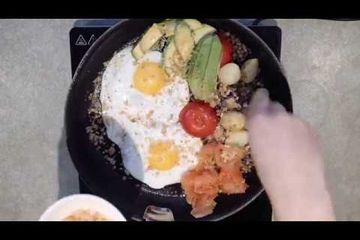 Embedded thumbnail for The full Scandi - breakfast one-pot by Simon Rimmer