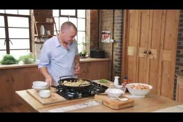 Embedded thumbnail for Paul Merrett's Chinese-style egg rice stir-fry